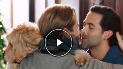 Lo spot gay friendly per il Natale che riscalda