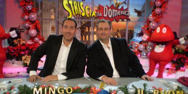Fabio e Mingo sospesi, Striscia la Notizia rivela il perché: