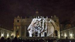 E San Pietro si trasformò in un soprannaturale cinema
