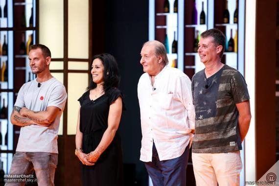 Masterchef 5, undicesima puntata: Alida, Erica e Lorenzo in finale. La prova in esterna con Heinz Beck