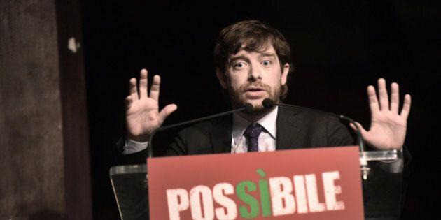 Pippo Civati lascia il Pd, addio al gruppo alla Camera: