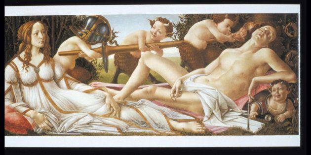 Mars and Venus, in ten