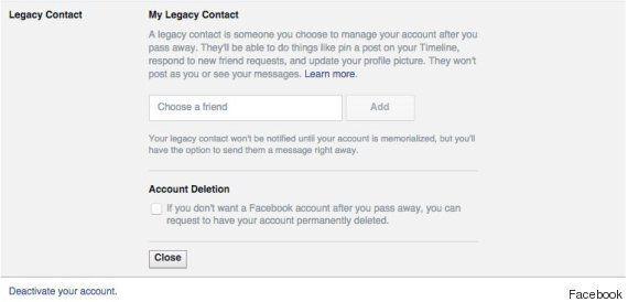 Facebook anche dopo la morte. Ora il profilo si può lasciare in eredità ad un'altra persona