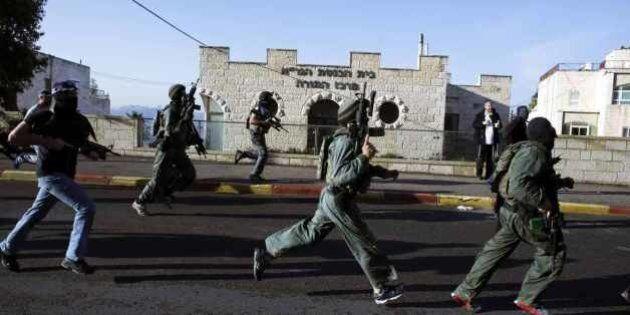 L'Intifada dei coltelli e dell'incitamento