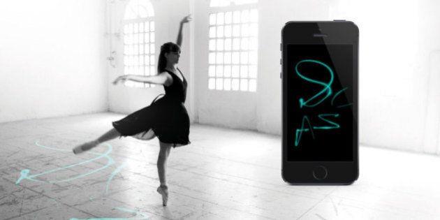 low priced afc0e ce9df E-traces di Lesia Trubat, scarpette da danza ...