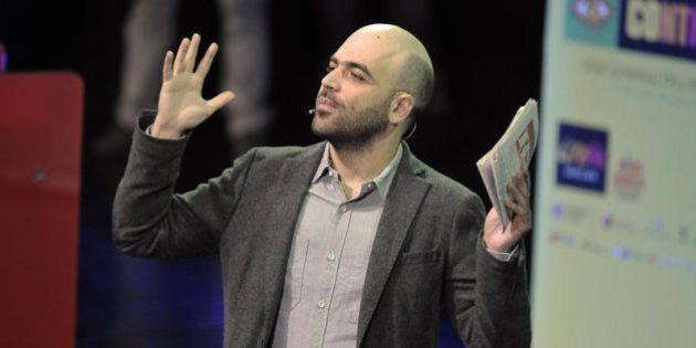 Roberto Saviano, la risposta alle accuse di plagio per ZeroZeroZero del Daily Beast: