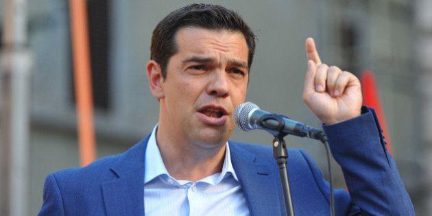 Grecia, Alexis Tsipras: