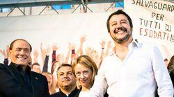 Via dal vento (francese). Salvini a tre giorni dal voto fa il moderato e preferisce Silvio alla Le