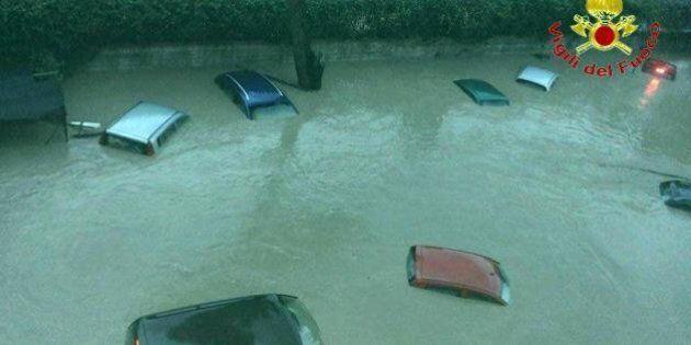 A distanza di cinquanta giorni dall'alluvione il Sannio