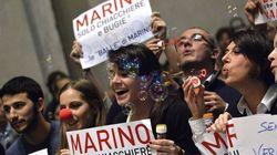 Marino vede Guerini, accetta il rimpasto e per ora si