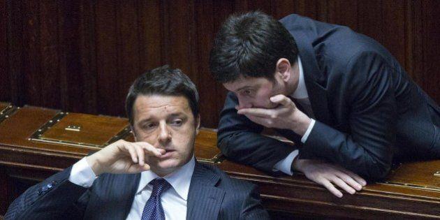 Partito democratico: il congresso inizia con Verdini. Renzi si prepara a cancellarli dalle