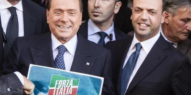 Elezioni regionali, la paura di Salvini spinge Silvio Berlusconi a chiamare Angelino Alfano. Presto l'incontro...