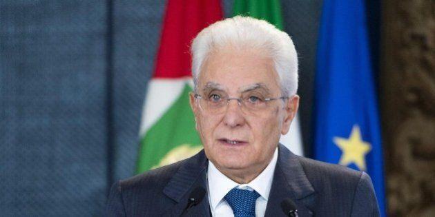 Consulta, Sergio Mattarella critica Parlamento: