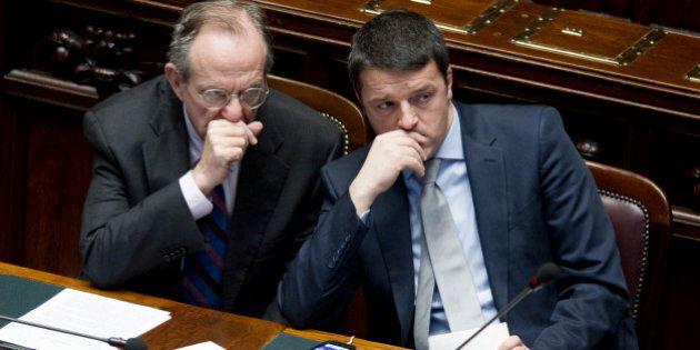 Blocco stipendi Pa, la Corte Costituzionale rosicchia un altro pezzo di potere a Palazzo