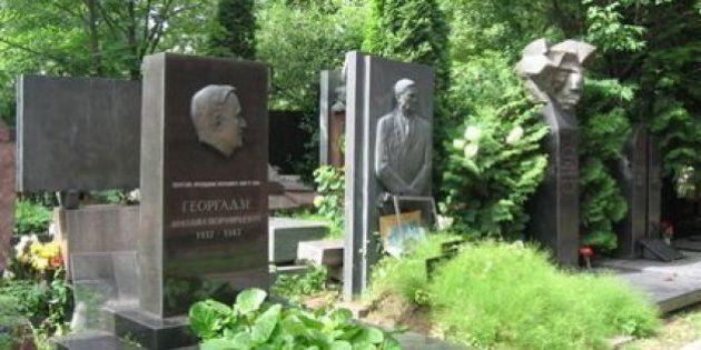 Russia, internet gratis nei cimiteri. Wi-fi dove riposano Serghiei Esenin Anna Politkovskaia e