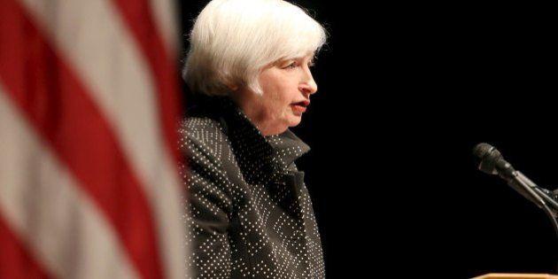Janet Yellen: