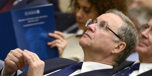 Bankitalia, Ignazio Visco preoccupato: