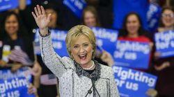 Hillary senza rivali in Sud