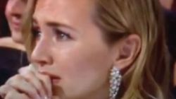La reazione di Kate Winslet all'Oscar di DiCaprio è