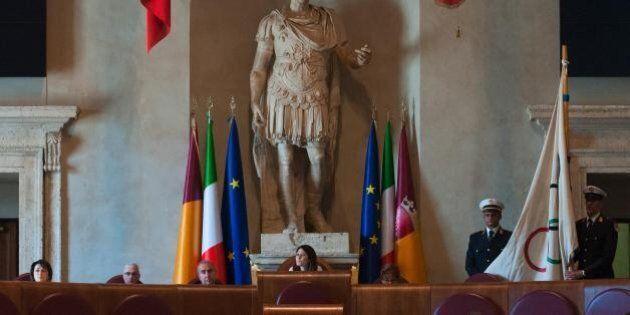 Roma 2024, sì alla candidatura alle olimpiadi dall'assemblea