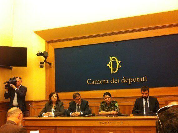 Da Gentiloni a D'Alema: delegazione curda in Italia chiede aiuto per il Rojava contro l'Isis, armi e
