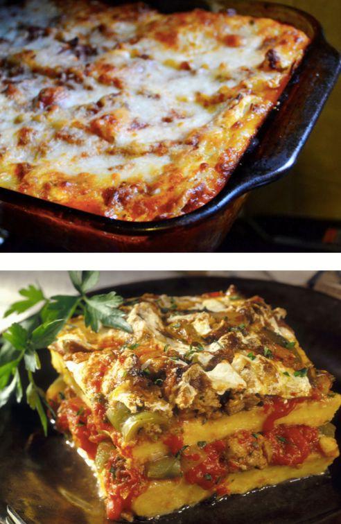 4 modi per cucinare delle lasagne light, per non rinunciare neppure durante la dieta