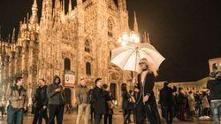 La moda si apre alla città. La urban catwalk di