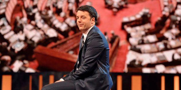 Riforme, Matteo Renzi va avanti a maggioranza. In Transatlantico scambio Bindi-Minzolini sulla battaglia