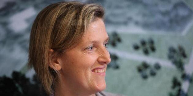 Benedetta Renzi, sorella del premier, fiduciosa e ottimista sulla riforma Buona Scuola del