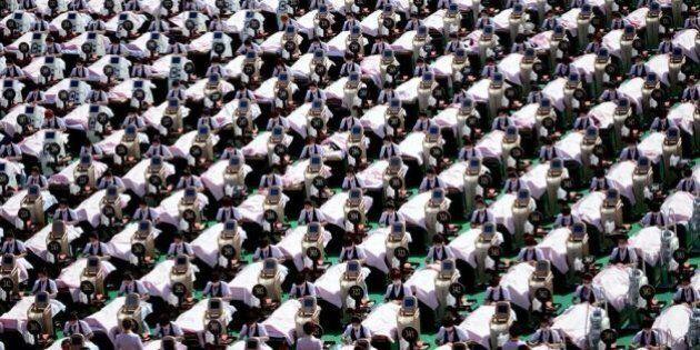 Cina, l'arte della moltitudine. L'ipnotica selezione fotografica di The Atlantic