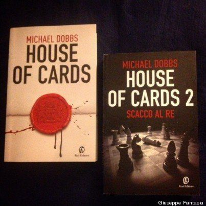 House Of Cards, Michael Dobbs: