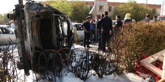 Attentato suicida a Erbil, kamikaze si fa esplodere presso palazzo del Governatorato curdo. Grave il...