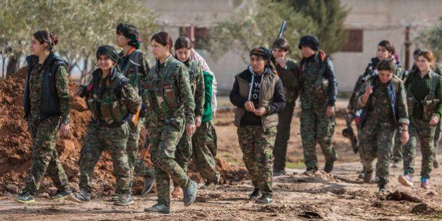 Le donne sono il vero incubo dei jihadisti