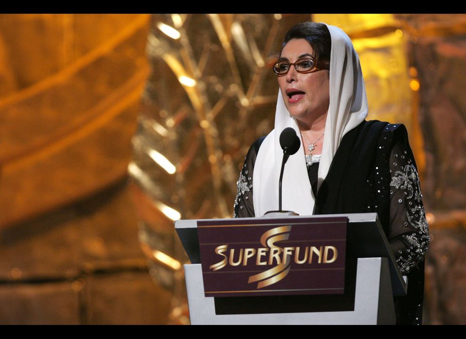 On Dec. 27, 2007, former Prime Minister of Pakistan Benazir Bhutto was assassinated in Rawalpindi, Pakistan. Shots were fired
