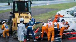 Jules Bianchi è uscito dal coma artificiale, ora respira da solo