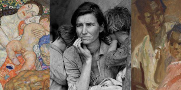 Festa della Mamma, le madri più belle della storia dell'arte. Un omaggio speciale per muse speciali