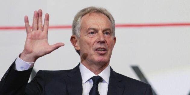 Tony Blair ai laburisti: