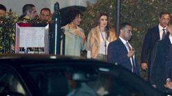 Agnese e Rania, incontro fra first lady nel cuore di