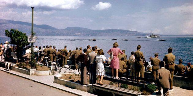 WAR IS OVER! L'Italia della Liberazione nelle immagini dei U.S. Signal Corps e dell'Istituto