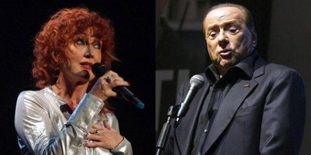 Fiorella Mannoia dà ragione a Berlusconi sulla Russia: