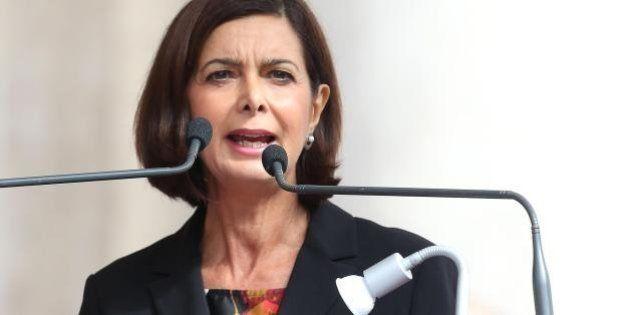 L'endorsement dei Laura Boldrini a Giuliano Pisapia spariglia le carte in Sinistra