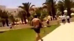 L'attacco in diretta: la strage nel resort e l'uccisione del terrorista
