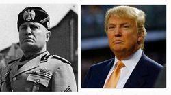 È fascismo? È un'onta fuori