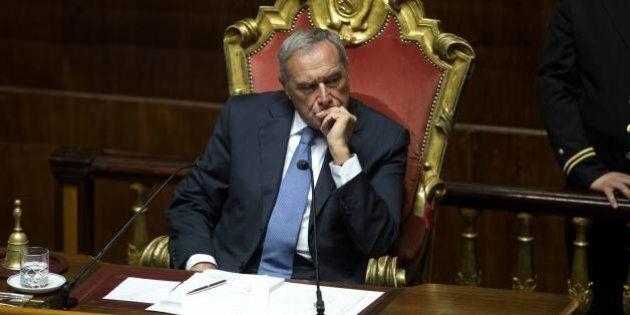 Pietro Grasso su riforma del Senato: