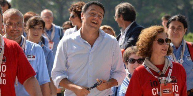 Matteo Renzi all'attacco di chi frena l'azione di Governo,