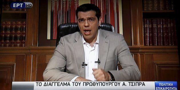 Grecia, la Bce congela la liquidità di emergenza. Tsipras annuncia: banche e Borsa resteranno