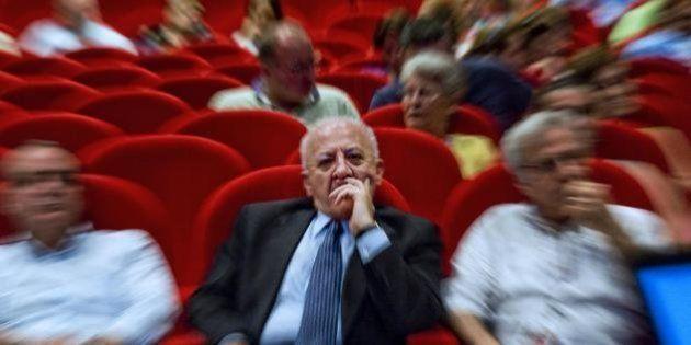 Severino, Vincenzo De Luca presenta ricorso al tribunale. Consiglio regionale annullato in attesa dei