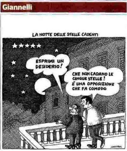 Blog Beppe Grillo: Emilio Giannelli vignettista del