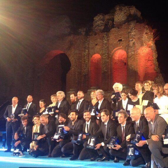 Il Cinema italiano è magia, nella notte dei Nastri d'Argento a