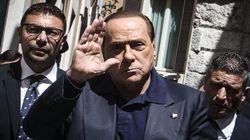 Berlusconi a dieta va alla campagna d'autunno e punta a mangiare